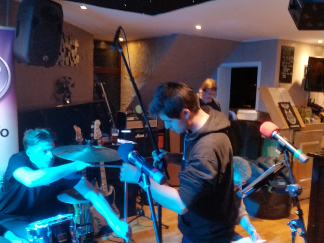 Check out our Band Rehearsal image gallery