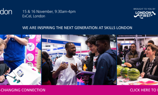 Skills London 2019: NCCI will be at the UK's biggest jobs and careers event!